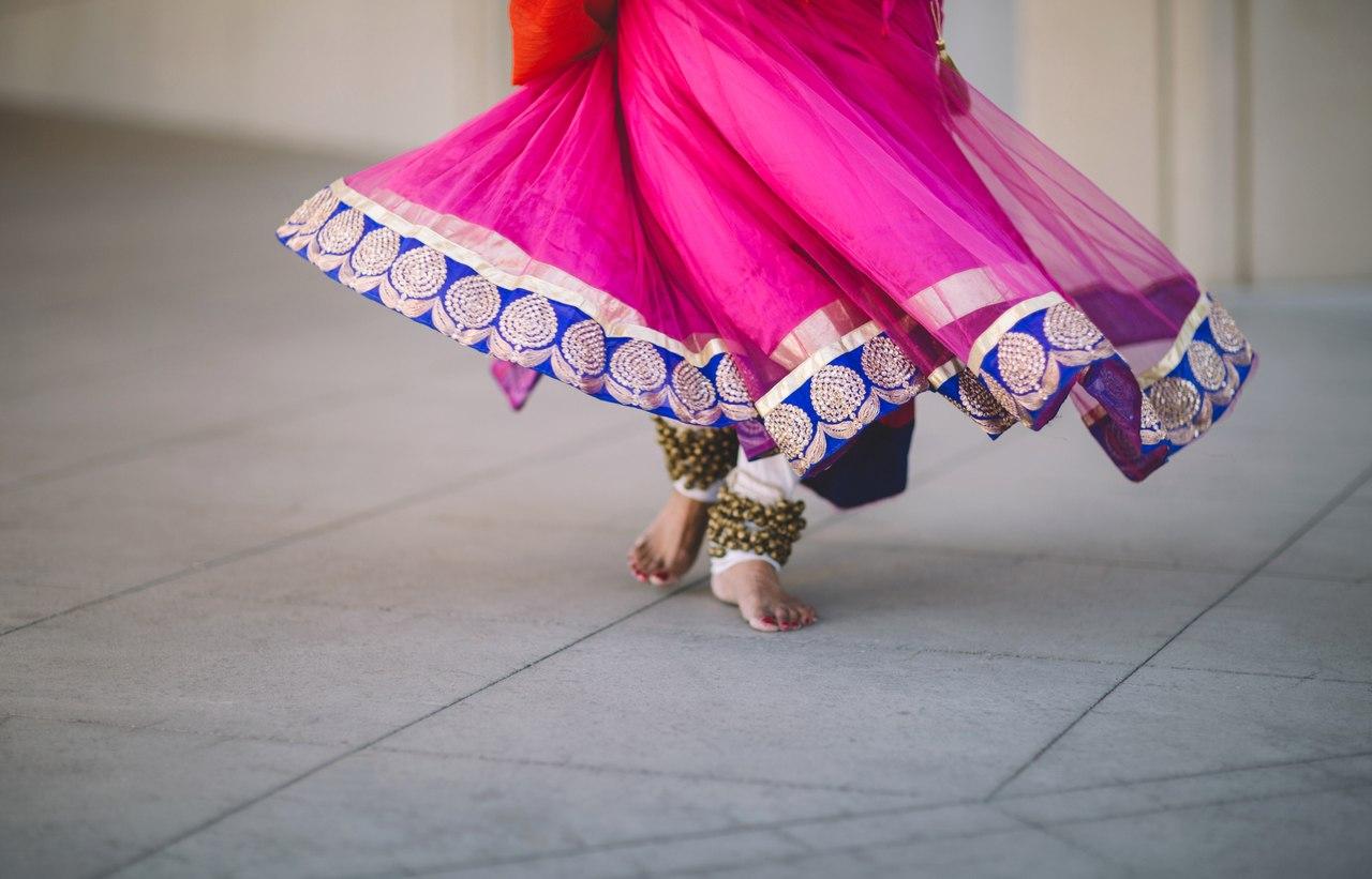 Афиша Катхак в Тюмени. Индийские танцы.
