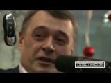 Юрий Алексеевич Костин представляет ключи от #Порше в прямом эфире
