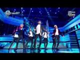 161027 BTS - Blood Sweet & Tears @ M!Countdown