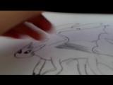 Я рисую дракона