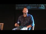 Jibcon 2013 - воскресная панель Миши Коллинза, часть 2 [rus subs]
