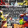 Multifandom Superability Party