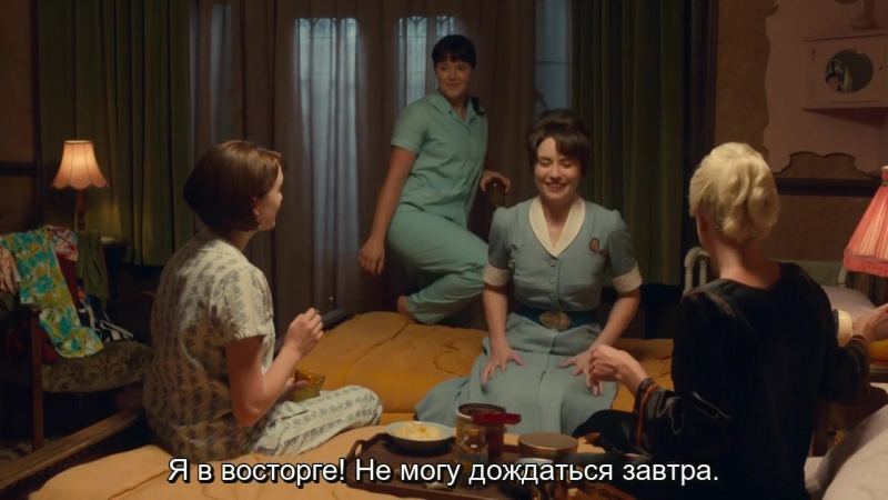 6 сезон 5 серия (рус. суб.) / Call the Midwife / Вызовите акушерку