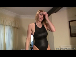 Shinyvideos natalie in swimsuits lycra 2 ( fetish milf wet pussy big tits suck kink porn anal мамка сосет порно анал шлюха фетиш