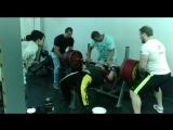 315 кг в два слоя Ярость начинаю подготовку к Золотому Тигру