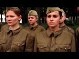 Карательный полк. Русский военный фильм.