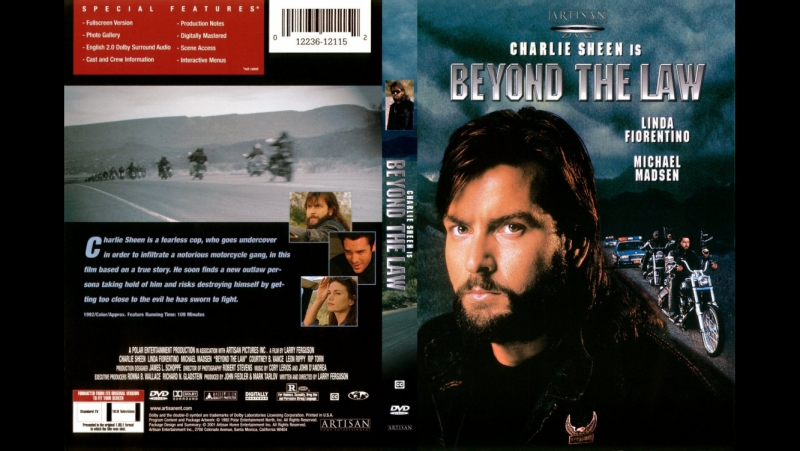 Beyond The Law (В Погоне за Тенью)