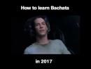 Как научиться танцевать бачату