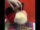 🌺Меховые брелки из кролика в наличии 🌺 игрушка royal_73 royal_73_cosmetic alinasafina_73ul спиннеры брелок меховойбрелок