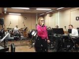 Елизавета Качурак. Репетиция песни для суперфинала ГолосДети-4