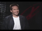 David Duchovny and Jimmy Carter talk X-Files Movie