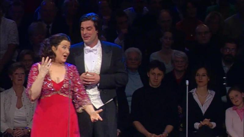 Mozart. Le nozze di Figaro. Finale. Berlin Philharmonie 31.12.2005