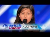Celine Tam 9-Year-Old Stuns Crowd with