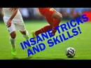 Insane Skills Tricks at Training Ronaldo, Ronaldinho, Neymar, Zidan