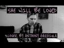She Will Be Loved - Maroon 5 Ukulele Cover Anthony Gargiula