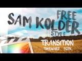 Free Timewarp transition