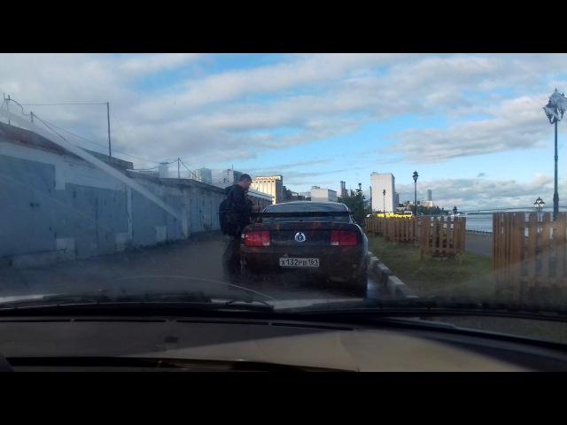 Вскрытие Авто Ford Mustang