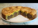 Пирог с Фрикадельками/Pie With Meatballs/Простой Рецепт(Быстро и Очень Вкусно)