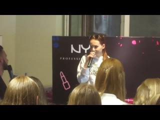 Нюта Байдавлетова - Meet&Greet (Санкт-Петербург, 06.07.2017, Рив Гош, ТД