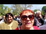 Блиц-опрос на траурном Куликовом Поле (1 часть) // Руслан Коцаба, Одесса, 02.05.2017