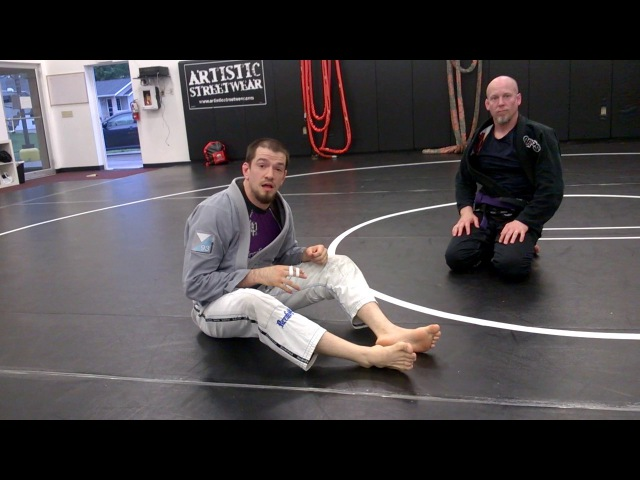 Move of the Day: Oma plata to back take, Plan b