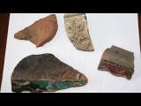 Сюжет о археологических раскопках в Городце 23 10 2016