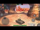 Взвод Strv 74A2 vs Рандом. Покатушки с командиром Клана WOT86