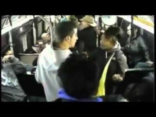 Black teens assault pregnant White teen after stealing her iPod.