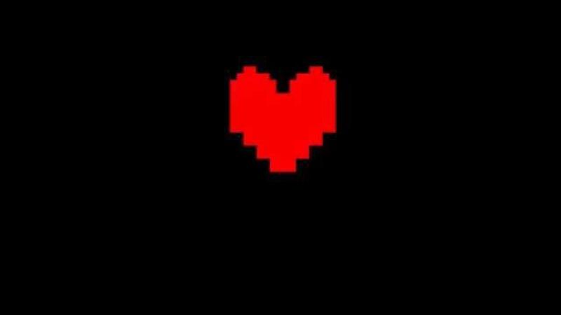 Undertale - Heartache slowed down by 30%