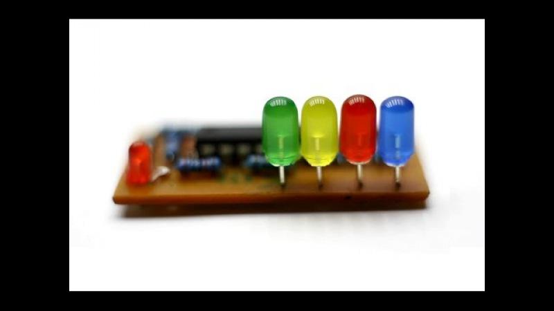 Индикатор заряда для LI-ION аккумуляторов