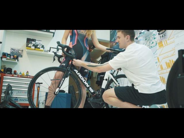 Как выбрать и настроить велосипед для триатлона How to adjust your triathlon bike