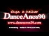 SNAP  HADDAWAY - BAD BOYS BLUE - TECHNOTRONIC DANCE ANOS 90 www.danceanos90.com
