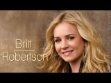Britt Robertson Time-Lapse Filmography - Through the years, Before and Now!