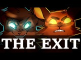 The Exit / Brambleclaw & Hawkfrost / COMPLETED MAP