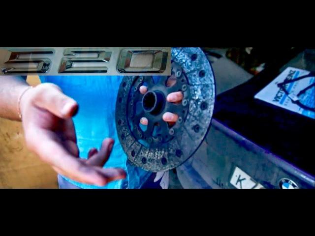 Как 2.0 рвёт сцепу. BMW E39 520i (Вырезки из блогов) (архив)