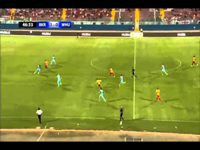 Europa League - FC Birkirkara (MTA) vs West Ham United (ENG) 24/07/2015 Full Match