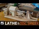 Homemade Lathe Disc Sander Part2