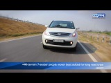 Tata Aria 4x4 video review and full road test - CarToq.com Tata Aria Pride offroad