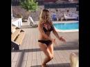 Hulya Avşarın İfşa Olan Sex'i Dansı! Memesi Gözüküyor! Silinmeden İzle!