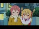 Дракон-горничная госпожи Кобаяши 11 серия [русские субтитры AniPlay.TV] Kobayashi-san Chi no Maid