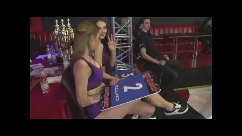Artem Mysak VS Roman Kolotvin blue gloves BFFC VII 4