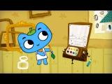 Мультфильмы для Малышей - Котики, вперед! - Злючка-колючка (2 серия)
