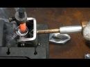 Восстановление клемм аккумулятора - пайка угольным электродом