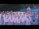 Ансамбль танца Кубанская казачья вольница - Гляжу в озёра синие