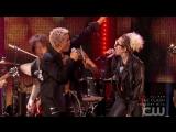Billy Idol &amp Miley Cyrus - Rebel Yell (Live)
