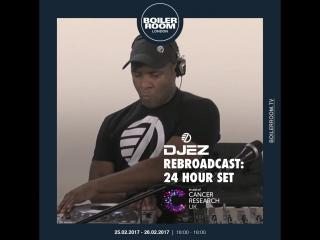 DJ EZ 24hr DJ set