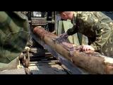 Лесопильная рама войсковая ЛРВ-1