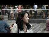 [LIVE] Top-model Hyoni Kang Kang So Young go to New York collection (2014)