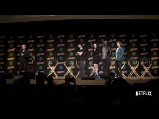Презентация сериала Защитники | Marvel Netflix's The Defenders