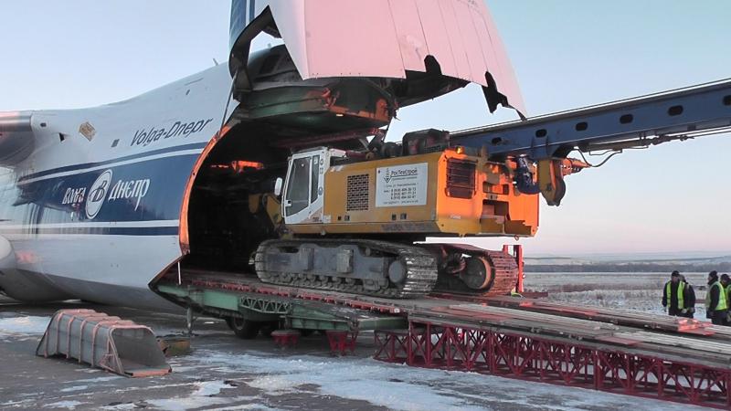 Это была очень интересная работа Перевозка буровой установки самолетом Руслан АН 124 смотреть онлайн без регистрации